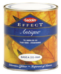 SADOLIN ANTIQUE лак имитирующий антиквариат 0.5 л