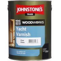 Johnstones Yacht Varnish яхтный лак 5л